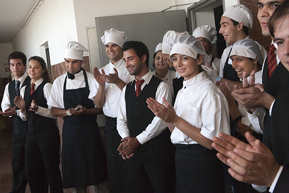 Hospitality Management Class at ESEIG | RuiPinheiro©