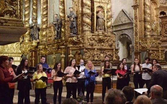 Coro e Ensemble Vocal da ESE em tour no mês de dezembro