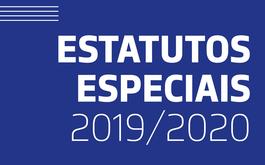 Estatutos Especiais 2019/2020