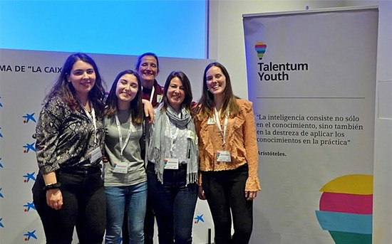 Estudantes da ESE apresentam projeto em Madrid