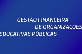 Gestão Financeira de Organizações Educativas Públicas