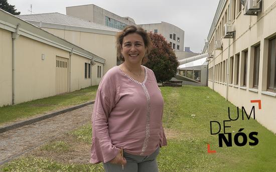 Um de Nós | Irene Peres