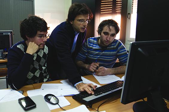 Computing Engineering Class at ESTG | RuiPinheiro©
